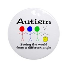 Autism, Seeing The World From A Different Angle Or