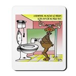 Reindeer Drug Tests Mousepad