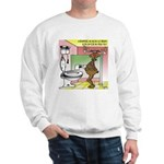 Reindeer Drug Tests Sweatshirt