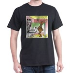 Reindeer Drug Tests Dark T-Shirt