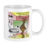 Reindeer Drug Tests Mug
