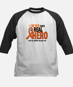 Never Knew A Hero 2 ORANGE (Mother) Tee