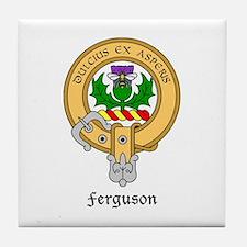 Ferguson Tile Coaster