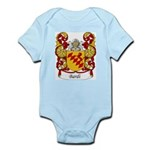 Bardi Family Crest Infant Creeper
