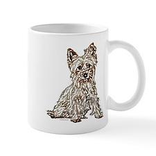 Silky Terrier (sketch) Mug