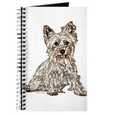 Silky Terrier (sketch) Journal