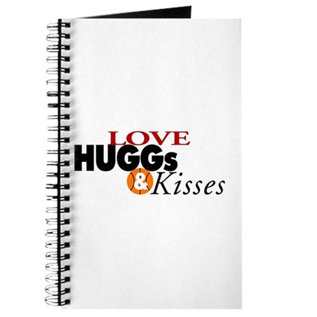 Love Huggs and Kisses Journal