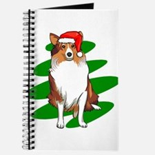 Sheltie Holiday Journal