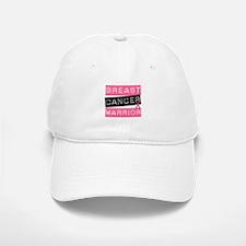 Breast Cancer Warrior Baseball Baseball Cap