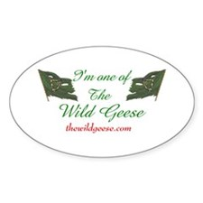 I'm one of the Wild Geese sticker