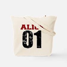 ALICE 01 Tote Bag