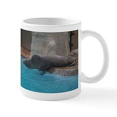 sea lion 2 Mug