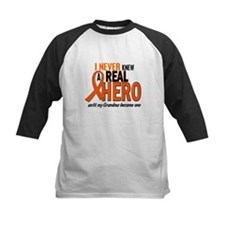 Never Knew A Hero 2 ORANGE (Grandma) Tee