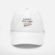 Daddy's Little Athlete (Baseball) Baseball Baseball Cap