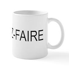 LAISSEZ-FAIRE Mug