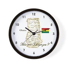 Ghana Clock
