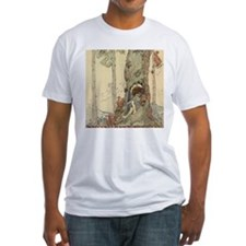 Jessie M. King Fitted Infanta T-Shirt 2
