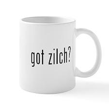 got zilch? Mug