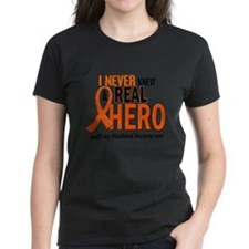 Never Knew A Hero 2 ORANGE (Husband) Tee