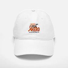 Never Knew A Hero 2 ORANGE (Wife) Hat