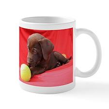 Chocolate Puppy #3 Mug