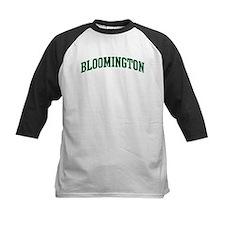 Bloomington (green) Tee