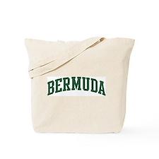 Bermuda (green) Tote Bag