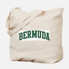 Bermuda (green) Tote Bag
