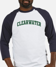 Clearwater (green) Baseball Jersey