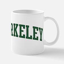 Berkeley (green) Mug