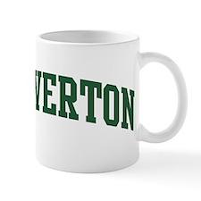 Beaverton (green) Mug