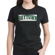 Baytown (green) Tee