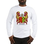 Bermudes Family Crest Long Sleeve T-Shirt