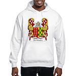 Bermudes Family Crest Hooded Sweatshirt