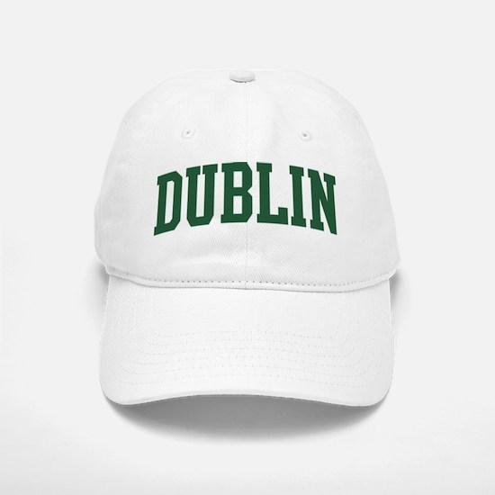 Dublin (green) Baseball Baseball Cap