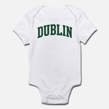 Dublin (green) Infant Bodysuit