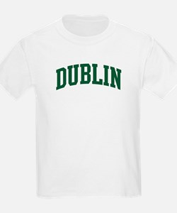 Dublin (green) T-Shirt