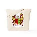 Bermudes Family Crest Tote Bag