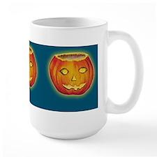 Halloween Jack O Lantern Mug