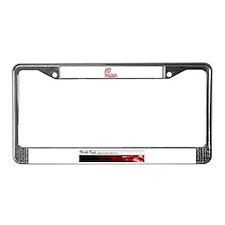 PT License Plate Frame
