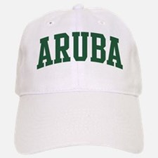 Aruba (green) Baseball Baseball Cap