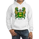 Bezerra Family Crest Hooded Sweatshirt