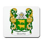 Bezerra Family Crest Mousepad