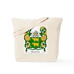 Bezerra Family Crest Tote Bag