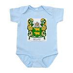 Bezerra Family Crest Infant Creeper