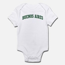 Buenos Aires (green) Infant Bodysuit