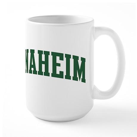 Anaheim (green) Large Mug
