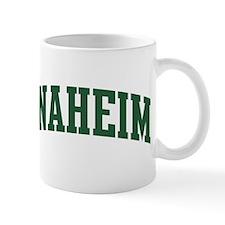 Anaheim (green) Mug