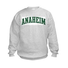 Anaheim (green) Sweatshirt