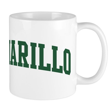 Amarillo (green) Mug